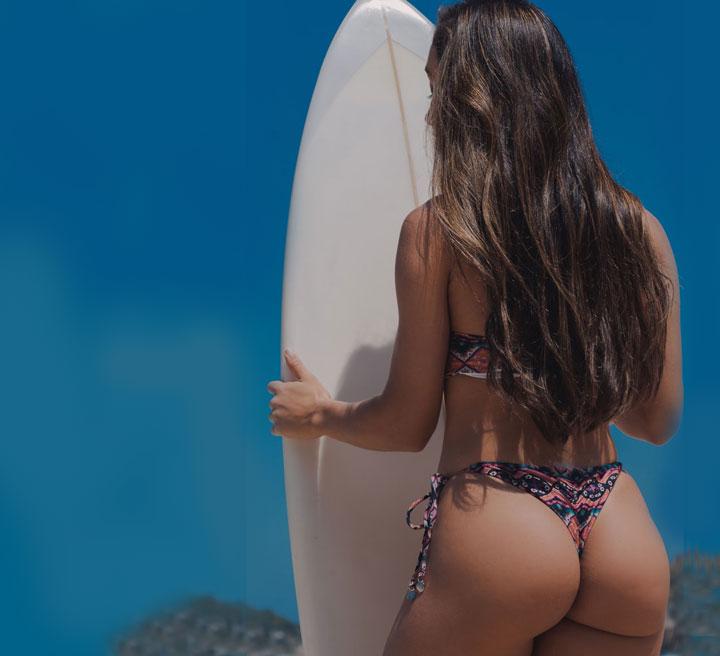 latin girl with hot ass