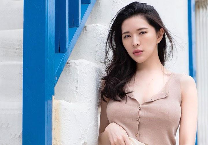 sexy Vietnamese bride