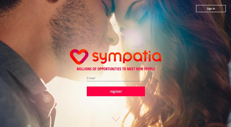 Sympatia.onet.pl main page
